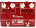 Fulltone GT-500 Booster/Distortion Pedal