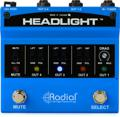 Radial Headlight 4 Output Guitar Amp Selector