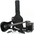 Ibanez IJX200 Jumpstart Guitar Package (Black)