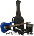 Ibanez IJX200 Jumpstart Guitar Package (Blue)