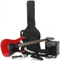 Ibanez IJX200 Jumpstart Guitar Package (Red)