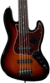 Fender American Standard Jazz Bass Five String (2012) (3-Color Sunburst, 2012)