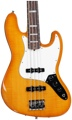 Fender Select Jazz Bass (Amber Burst)