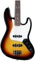 Fender Standard Series Jazz Bass (Brown Sunburst)