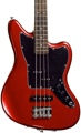 Squier Vintage Modified Jaguar Bass Special SS - Candy Apple Red