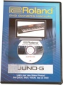 Roland DVD Manual for Juno-G