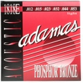 Adamas K1818 Phosphor Bronze Acoustic Guitar Strings (.012-.053 Light)