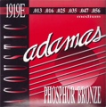 Adamas K1919 Phosphor Bronze Acoustic Guitar Strings (.013-.056 Medium)