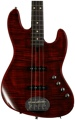 Lakland Skyline 44-AJ (Transparent Red)