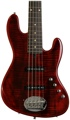 Lakland Skyline 55-AJ (Transparent Red)