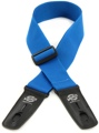 Lock-It Straps LIS 003 P2-PBLU Guitar Strap (Sky Blue)