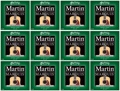 Martin M1000 Marquis 80/20 Bronze Acoustic Guitar Strings (.010-.047 Extra Light 12-Pack)