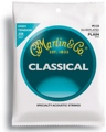 Martin M120 Silver Plated Nylon Guitar Strings (High Tension)