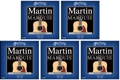 Martin M1200 Marquis 80/20 Bronze Acoustic Guitar Strings (.013-.056 Medium 5-Pack)