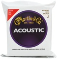 Martin M140 80/20 Bronze Acoustic Guitar Strings (.012-.054 Light 3-Pack)