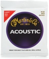 Martin M140 80/20 Bronze Acoustic Guitar Strings (.012-.054 Light)