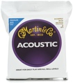 Martin M150 80/20 Bronze Acoustic Guitar Strings (.013-.056 Medium 3-Pack)
