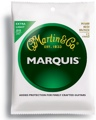 Martin M1600 Marquis 80/20 Bronze Acoustic Guitar Strings (.010-.047 Extra Light 12-String)