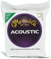 Martin M170 80/20 Bronze Acoustic Guitar Strings (.010-.047 Extra Light 3-Pack)