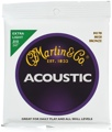 Martin M170 80/20 Bronze Acoustic Guitar Strings (.010-.047 Extra Light)