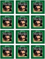 Martin M170 80/20 Bronze Acoustic Guitar Strings (.010-.047 Extra Light 12-Pack)