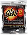 GHS M3045-2 Bass Boomers Bass Strings (.045-.105 - Med - 2-Pack)