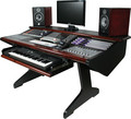 Malone Design Works MC Desk Composer Mahogany