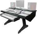 Malone Design Works MC Desk Composer Black