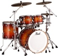 Pearl MCX 4 Piece Kit (Quilted Bubinga Sunburst)