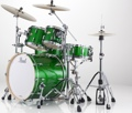 Pearl MCX924XP Shell Pack (Shamrock Green)