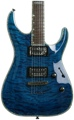 ESP LTD MH-1000NT (See Thru Blue)