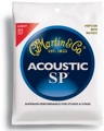 Martin MSP3100 SP 80/20 Bronze Acoustic Guitar Strings (.012-.054 Light)