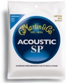 Martin MSP3200 SP 80/20 Bronze Acoustic Guitar Strings (.013-.056 Medium)