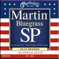 Martin MSP3250 SP 80/20 Bronze Acoustic Guitar Strings (.013-.056 Bluegrass)