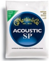 Martin MSP3600 SP 80/20 Bronze Acoustic Guitar Strings (.010-.047 Extra Light 12-String)