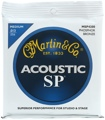 Martin MSP4200 SP 92/8 Phosphor Bronze Acoustic Strings (.013-.056 Medium)