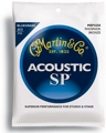 Martin MSP4250 SP 92/8 Phosphor Bronze Acoustic Strings (.013-.056 Bluegrass)