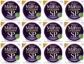 Martin MSP6050 SP Lifespan 80/20 Bronze Acoustic Strings (.011-.052 Custom Light 12-Pack)