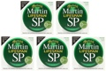 Martin MSP7000 SP Lifespan 92/8 Phosphor Bronze Strings (.010-.047 Extra Light 5-Pack)