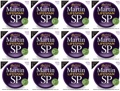 Martin MSP7050 SP Lifespan 92/8 Phosphor Bronze Strings (.011-.052 Custom Light 12-Pack)