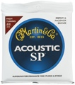 Martin MSPHT10 SP 92/8 Phosphor Bronze Acoustic Strings (.010-.025 Nashville Tuning)