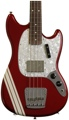 Fender Pawn Shop Mustang Bass Rosewood (Candy Apple Red)