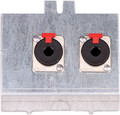 Pro Co FP2 Series Floor Plate ((2) TRS F)
