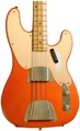 Fender Custom Shop 1951 Relic Precision Bass (Candy Tangerine)