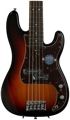 Fender American Standard Precision Bass V (3-Color Sunburst, 2012)