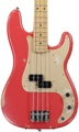 Fender Road Worn '50s Precision Bass (Fiesta Red)