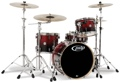 PDP Concept Birch (4-pc, Cherry to Black Fade)