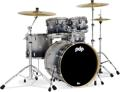 PDP Concept Maple (5-pc, Silver to Black Fade)
