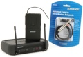 Shure PGX14 Guitar Wireless System (J6 Band, 572 - 590 MHz)
