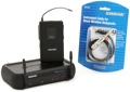 Shure PGXD14 Guitar Wireless System (Bodypack Sys w/Gtr Cable)